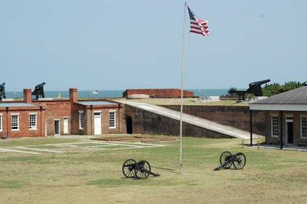 Fort Clinch (credit: Florida State Parks)