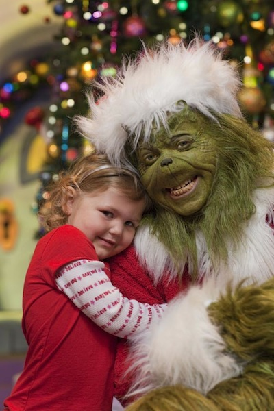 The Grinch (credit: Universal Studios)