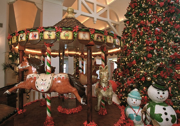 Christmas at the Beach Club (credit: The Walt Disney Company)