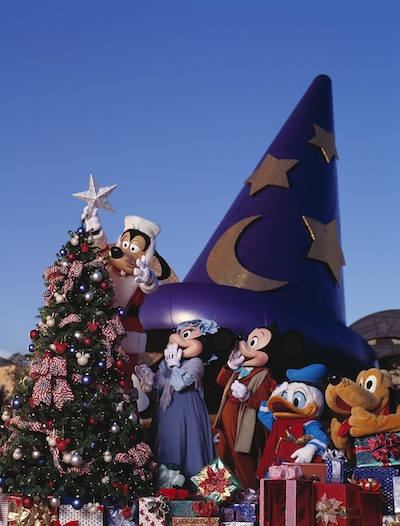 Xmas Hollywood Studios (credit: The Walt Disney Company)