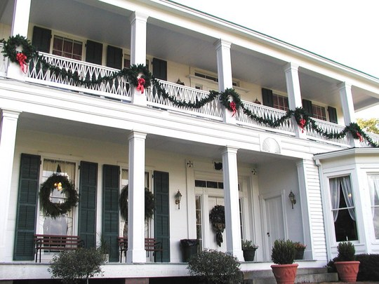 Christmas at Orman House (credit: FL DEP)