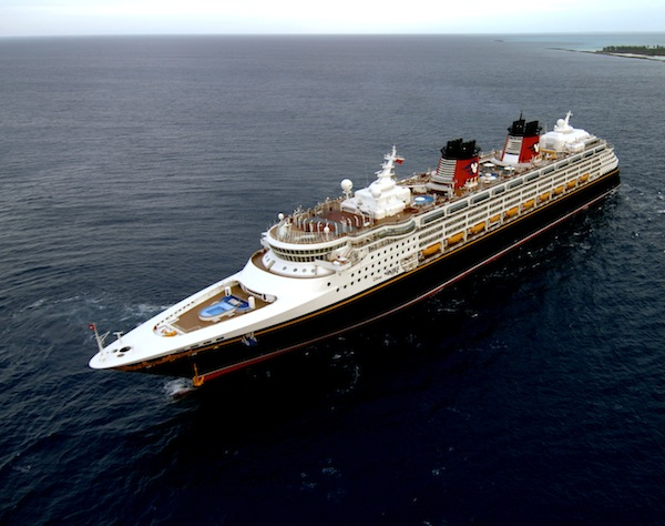 Disney Wonder Cruise Ship (credit: The Walt Disney Company)
