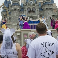 Valentines Renew Their Love at Disney (credit: The Walt Disney Company)
